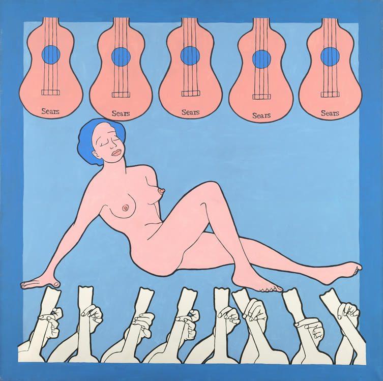 John Wesley, Mail Order Blues, 1972
