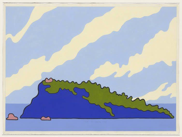 John Wesley, Isle, 1987