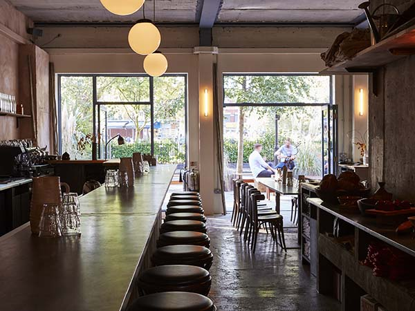 Jolene Newington Green, London Restaurant by Jeremie Cometto-Lingenheim, David Gingell, and Andy Cato