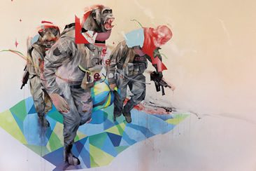 Joram Roukes, The Great Beyond
