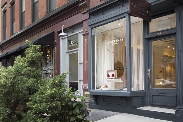 Josefinas Flagship Store, New York, Nolita