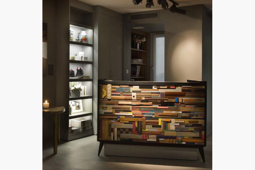 jules jim hotel paris we heart. Black Bedroom Furniture Sets. Home Design Ideas