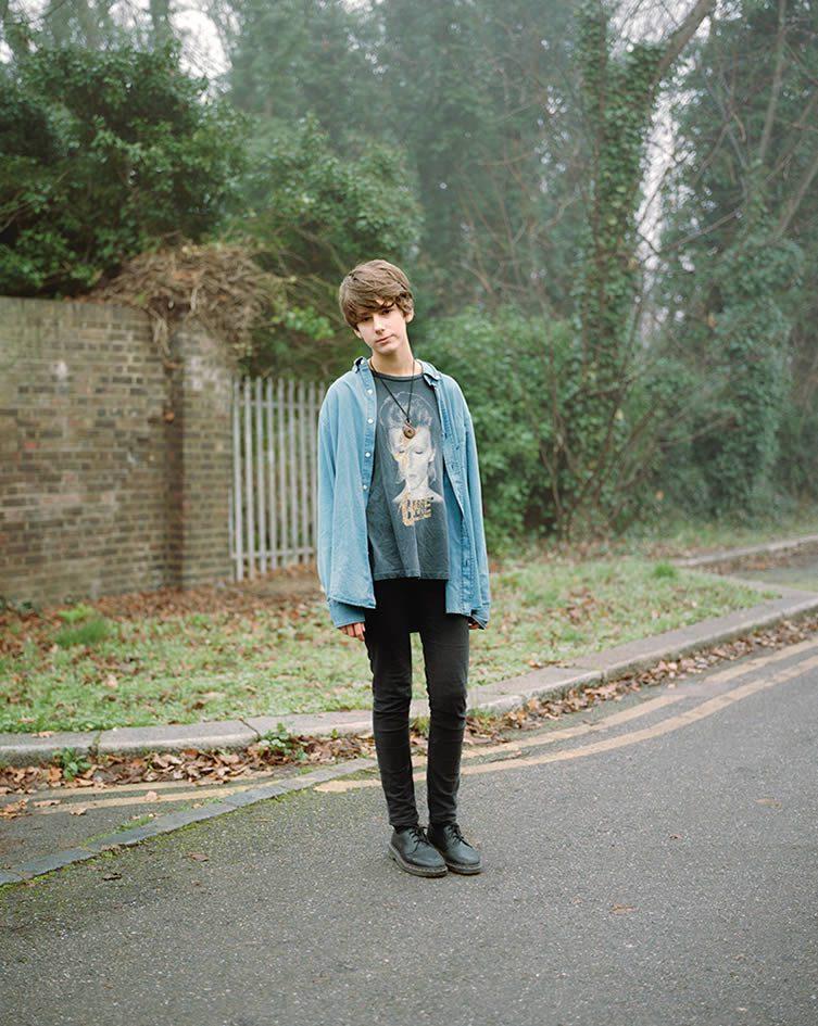 Julian Mährlein, London Youth on Hoxton Mini Press
