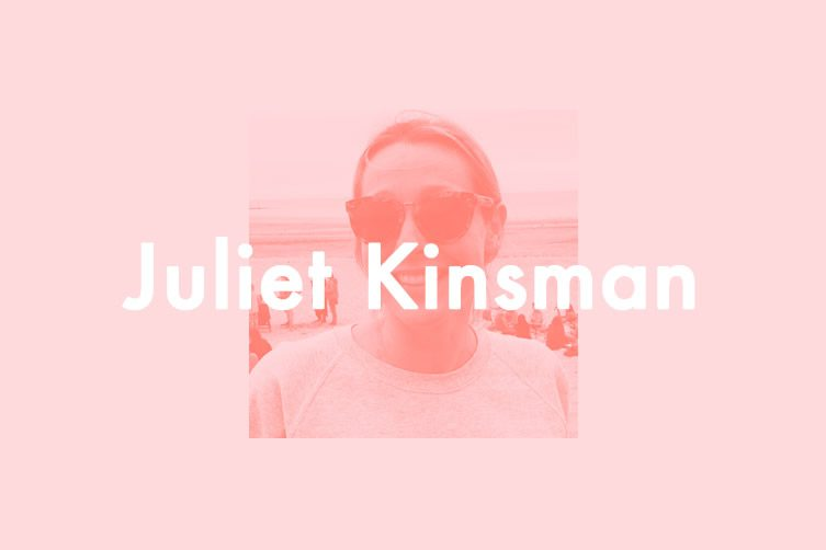 Insider's Guides: Juliet Kinsman, London