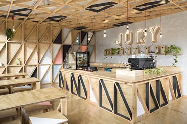 Jury Café, Pentridge Village