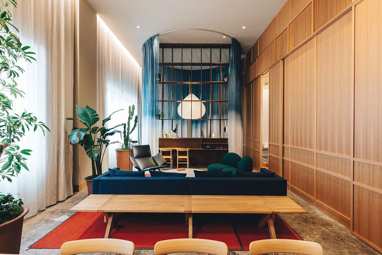 K5 Tokyo Design Hotel, Marunouchi Eastern Tokyo Hotel Designed by Claesson Koivisto Rune