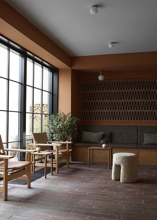 Kadeau Copenhagen, Two Michelin Star Restaurant Redesign by OEO Studio