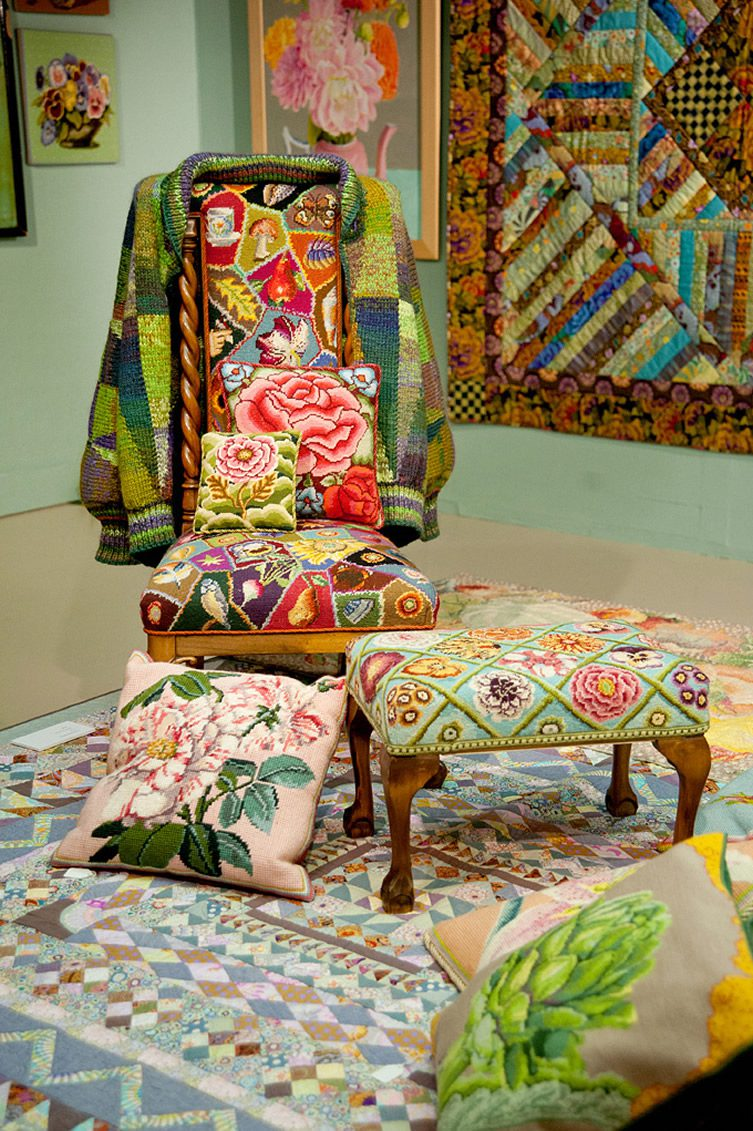 Kaffe Fassett, A Life in Colour