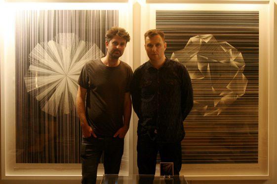 Kai & Sunny at Art Basel Miami Beach
