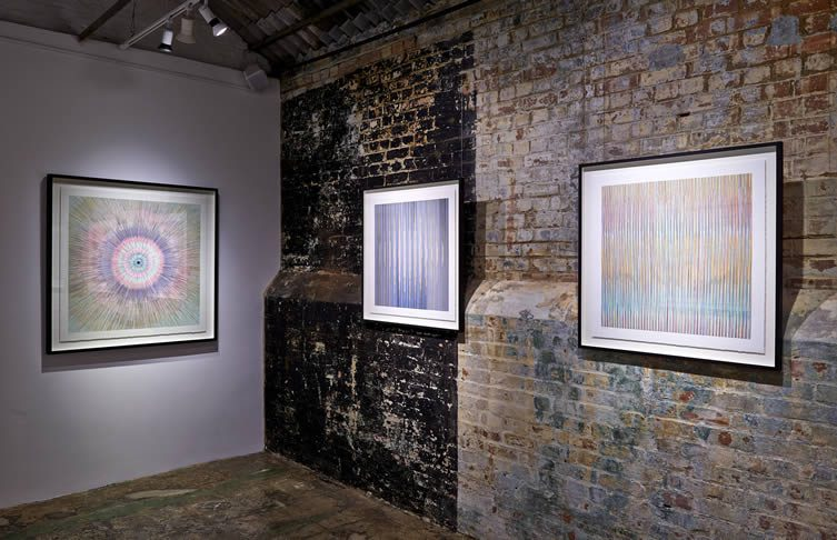 Kai and Sunny, Whirlwind Of Time at Stolenspace Gallery London