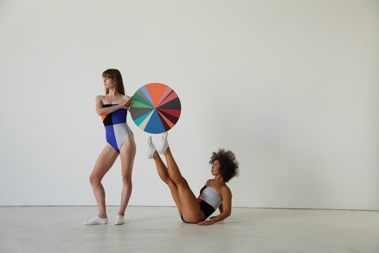 KALEIDO — Danielle Brustman and Michelle Boyde