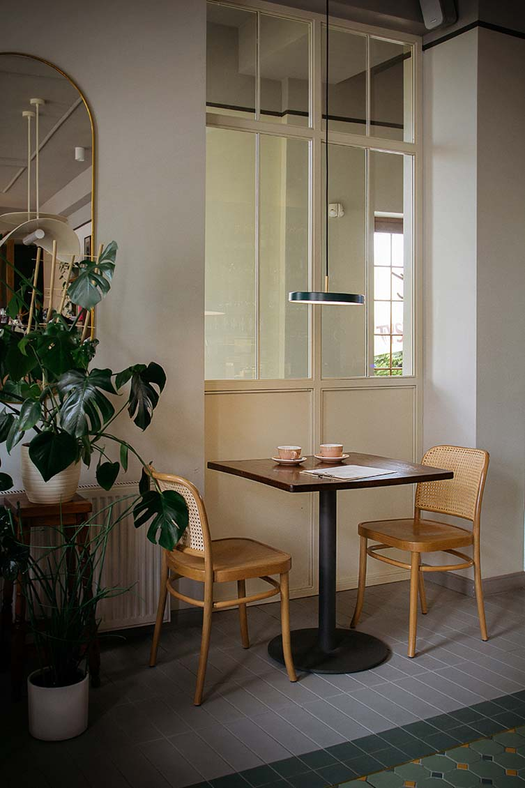 Projekt: Kaminica Malborg, Polska Restauracja PP / Studio