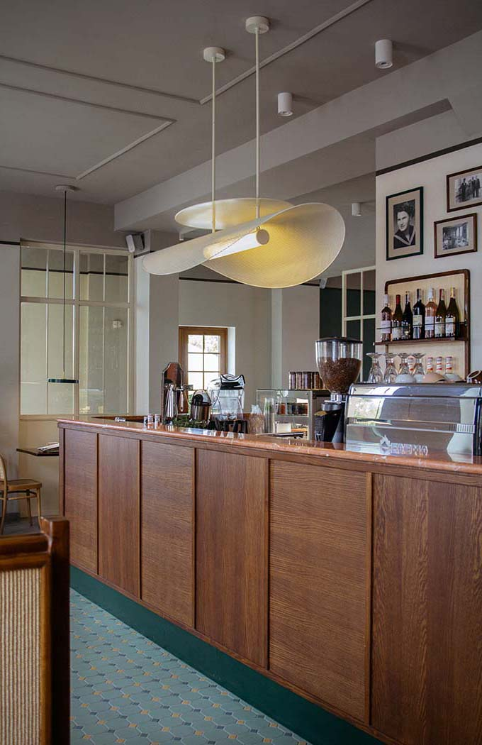 Kamienica Malbork, Poland Restaurant Designed by PB/STUDIO