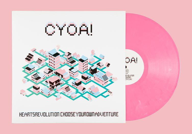 HEARTSREVOLUTION - C.Y.0.A. [Vinyl] - Amazon.com Music