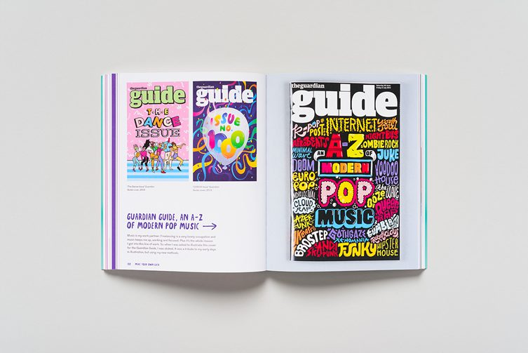 Kate Moross — Make Your Own Luck Book
