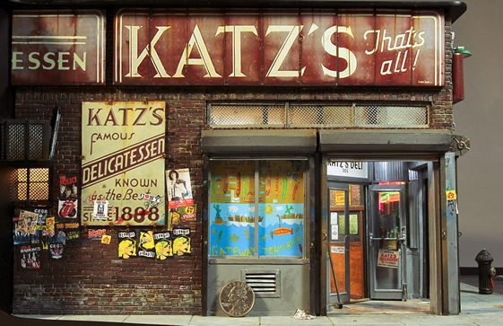 Katz's Deli, Alan Wolfson