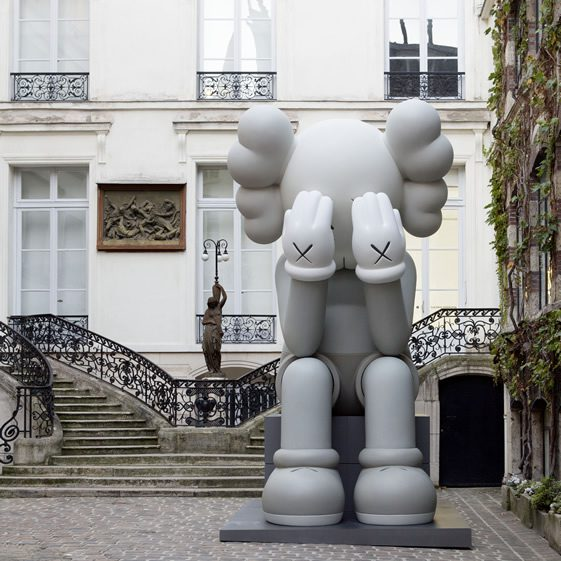 Imaginary Friends, KAWS