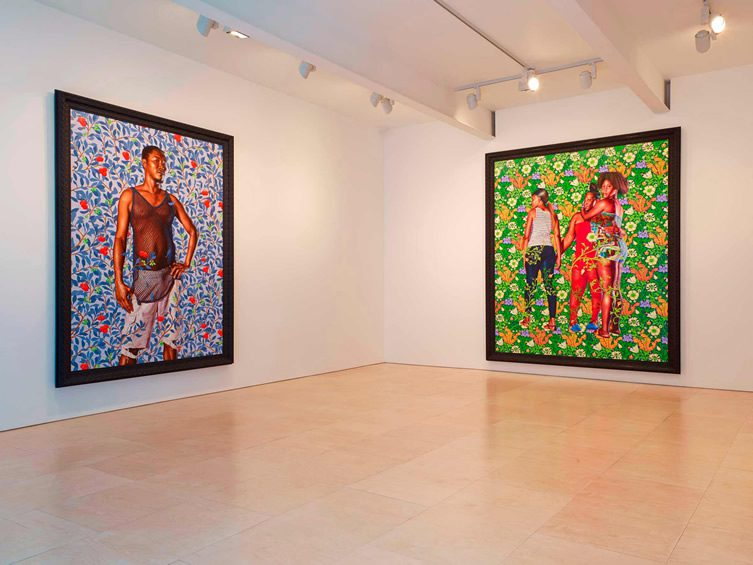 Kehinde Wiley — The World Stage: Jamaica