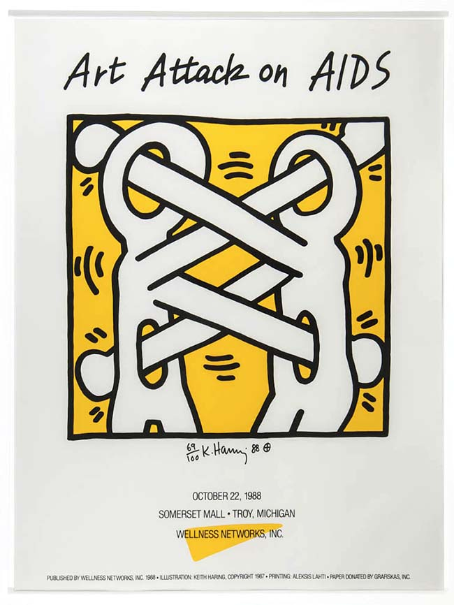 Attack on Aids, 1988