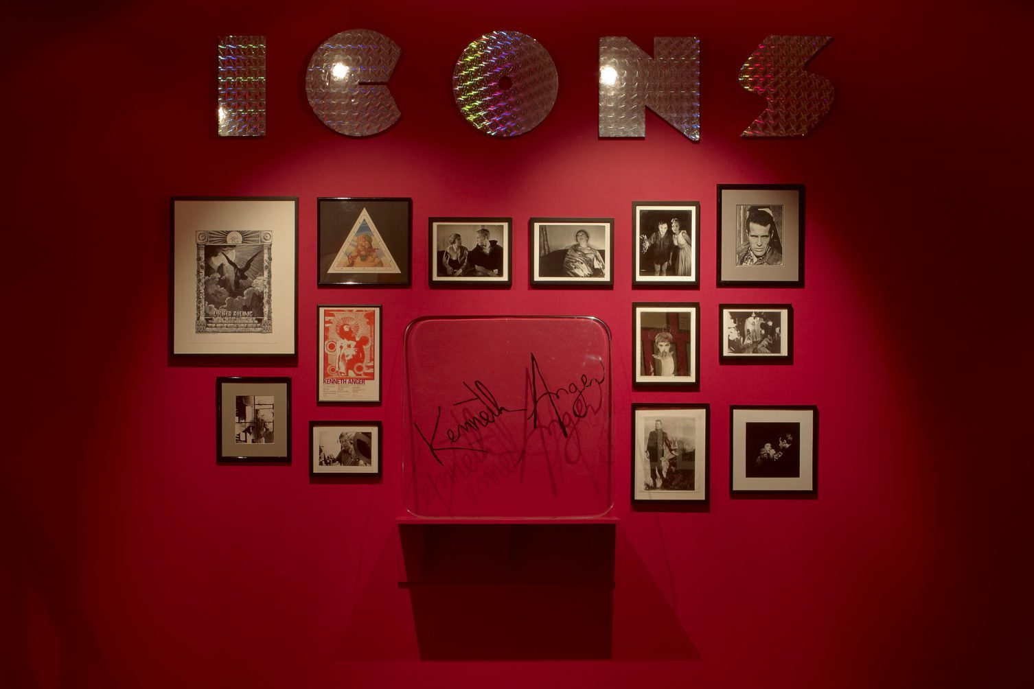 Kenneth Anger — Icons