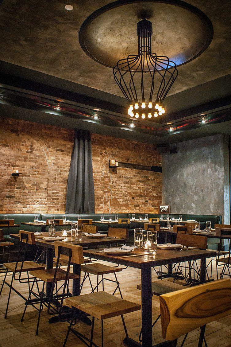 Khe yo new york - Deco cuisine new york ...