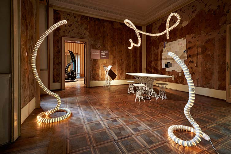Kiki and Joost, Connect at Salone del mobile 2019