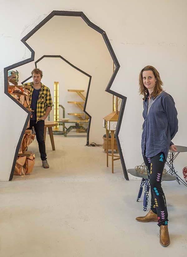 Kiki and Joost Interview With Kiki van Eijk About Collaborative Studio With Joost van Bleiswijk