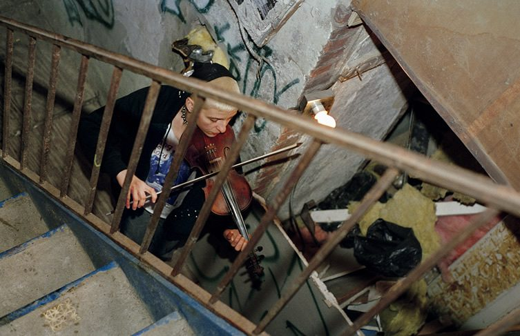 Ash Thayer — Kill City: Lower East Side Squatters 1992-2000