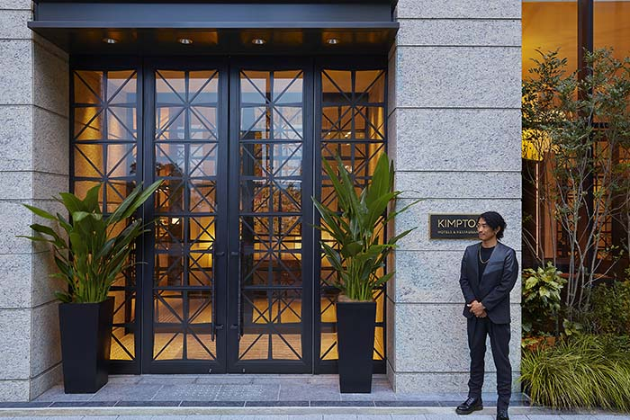 Kimpton Hotel Tokyo Designed by Rockwell Group