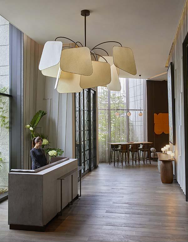 Kimpton Shinjuku Tokyo, Kimpton Hotel Tokyo Designed by Rockwell Group