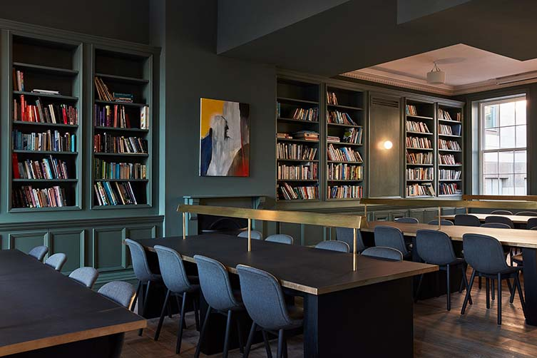 Kindred Hammersmith Co-Working, London Members' Club Designed by Studioshaw