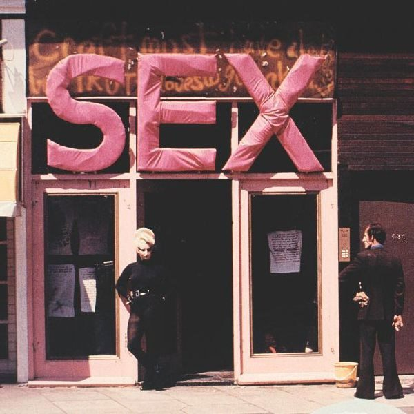 Vivian Westwood and Malcolm McLaren's boutique, SEX
