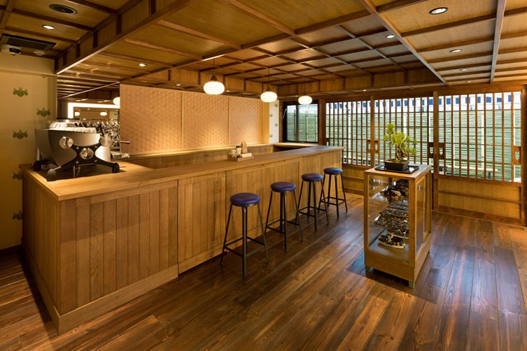 Maison Kitsuné Arrives in Tokyo