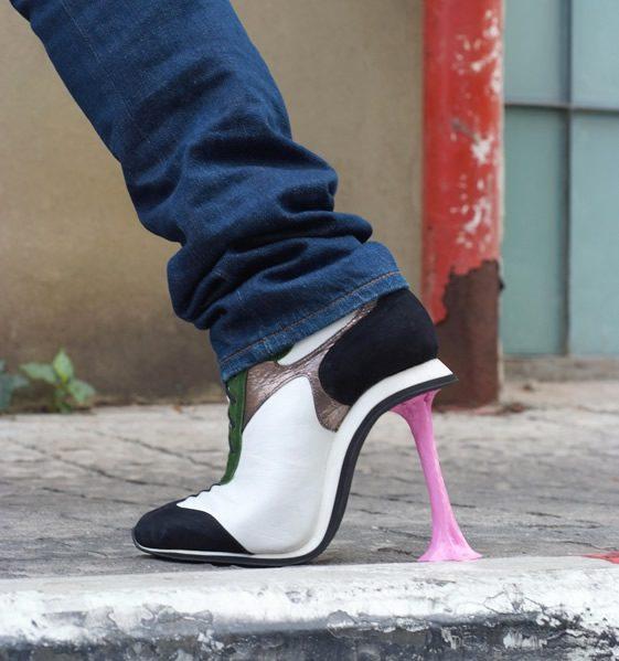 Коби Леви обувь