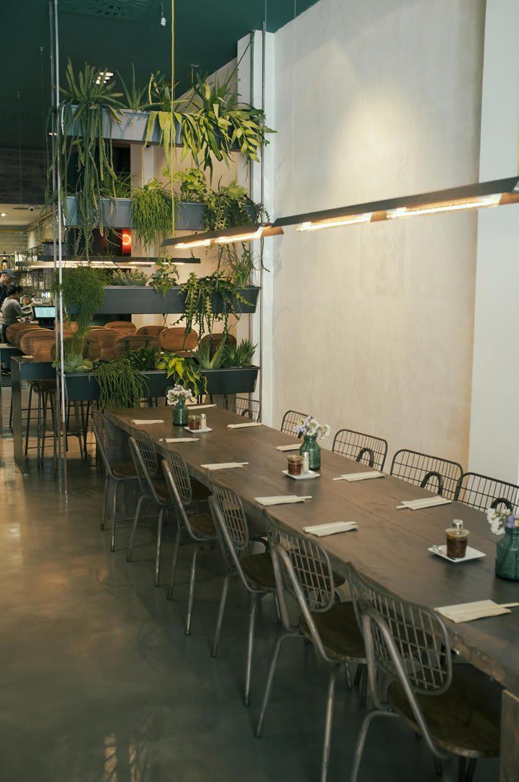 Koku Kitchen Buns Barcelona