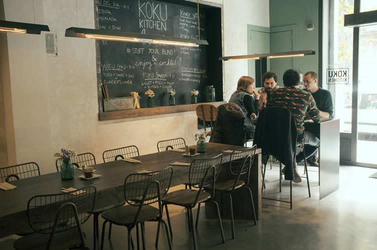 Koku Kitchen Barcelona