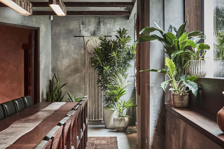 KOL Marleybone, London Restaurant by Santiago Lastra Designed by A-nrd studio