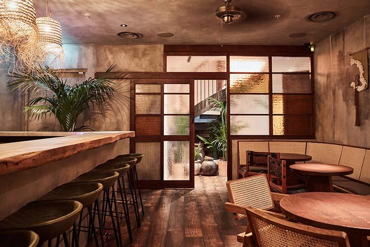 KOL London Restaurant by Santiago Lastra