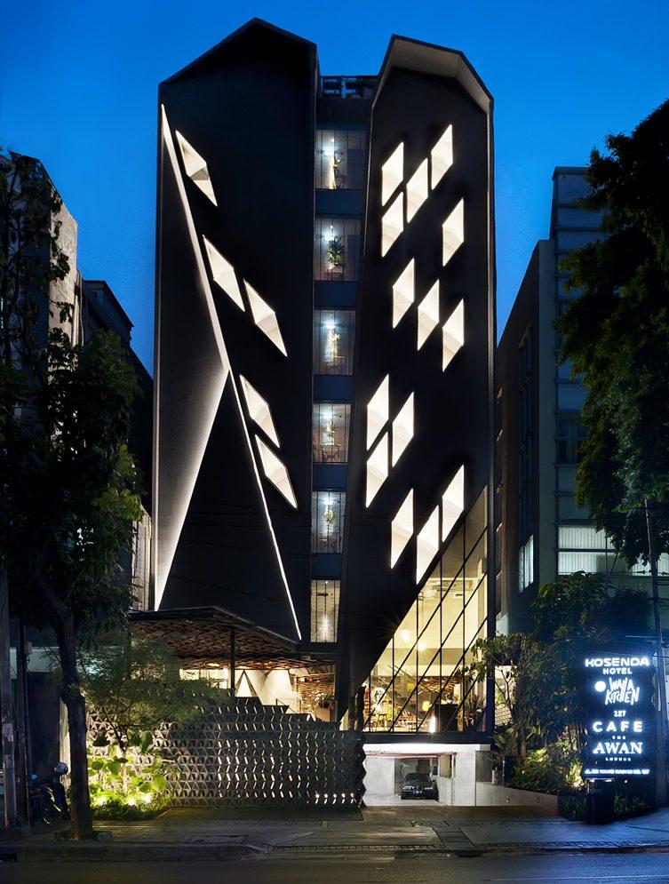 Kosenda Hotel — Jakarta