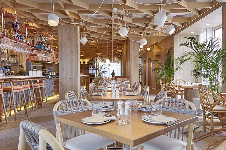 KOST Toronto, Baja-Inspired Restaurant at Bisha Hotel Toronto by Studio Munge
