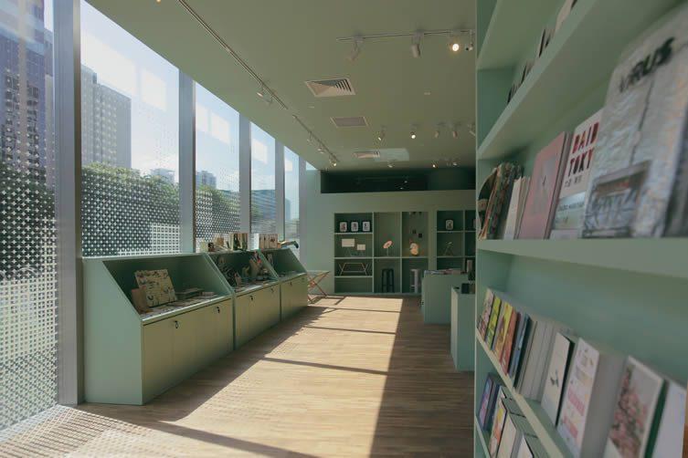 K Retail Space Singapore