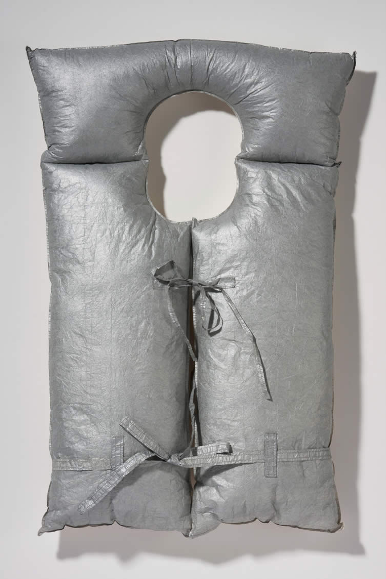 Silver Life Jacket, 2014