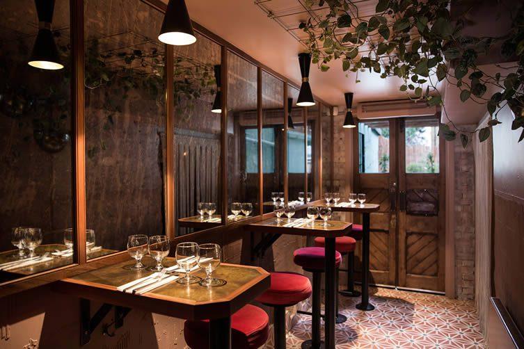 Kudu Peckham Queens Road London Restaurant By A Nrd Studio