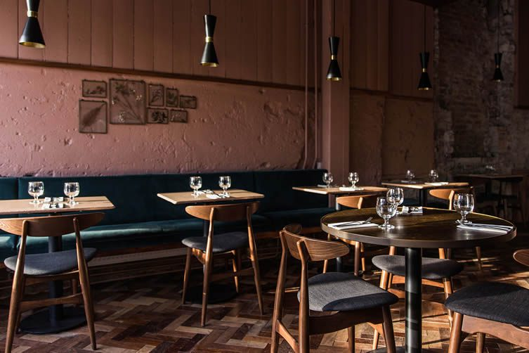 Kudu Peckham Queens Road London Restaurant By A Nrd Studio