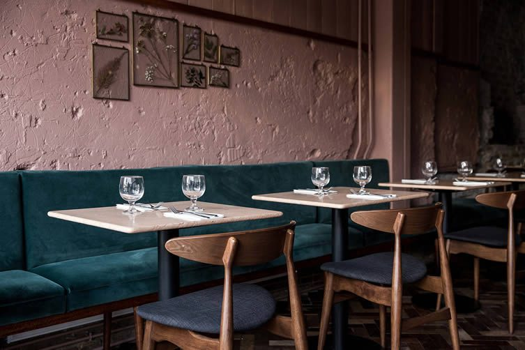 Kudu Peckham Queens Road, London Restaurant by A-nrd Studio