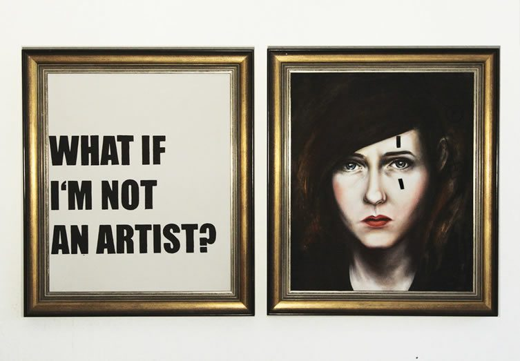 what if i'm not an artist