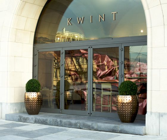 Kwint, Brussels