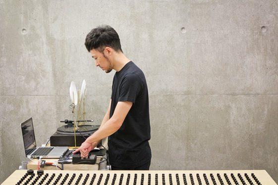 Kouichi Okamoto at the V&A