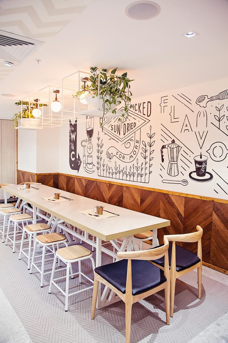 La Cantina Caf St Leonards Sydney