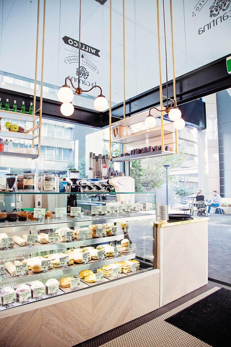 La Cantina Café St Leonards, Sydney